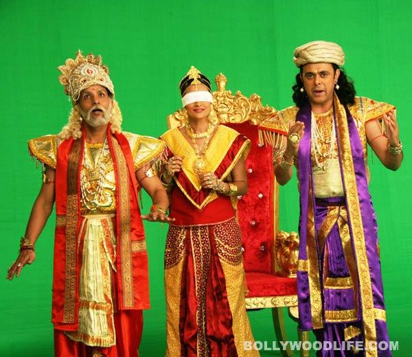 Zee Cine Awards 2014: Funny men Sumeet Raghavan and Rajeev Thakur's Bollywood gags!
