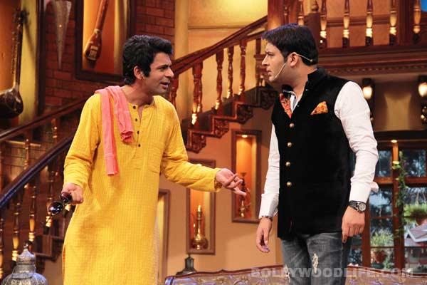 Kapil Sharma: Chutki is not as good as Gutthi