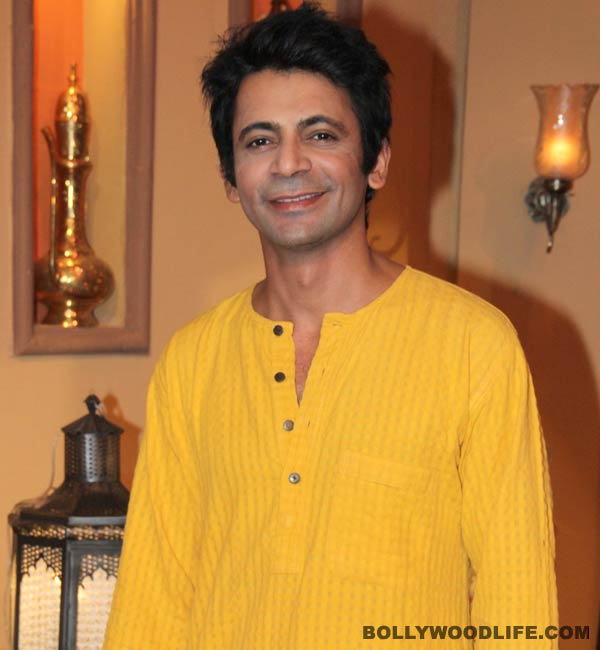 Why is Sunil Grover refusing to talk about Comedy Nights with Kapil?