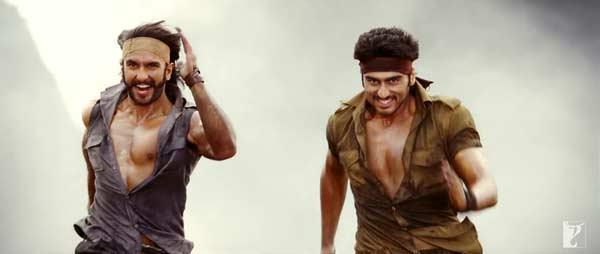 Are Gunday co-stars Arjun Kapoor and Ranveer Singh in love with the same girl?