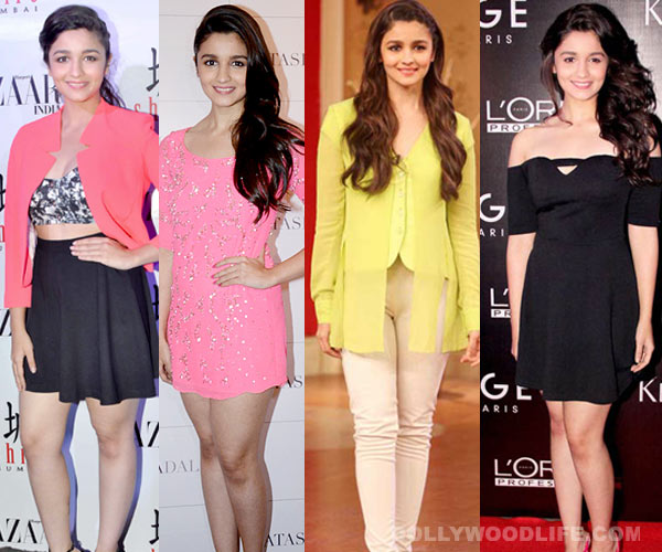 Is Alia Bhatt the newest fashionista on the block?