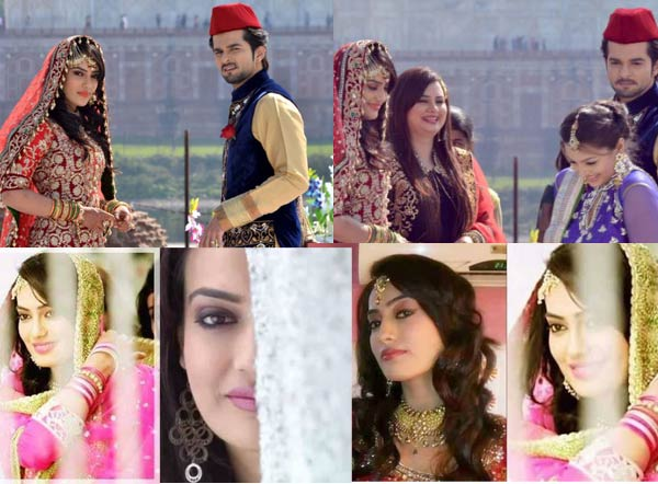 Qubool Hai: Will Zoya and Asad's Taj Mahal wedding be the perfect treat for fans on Valentines day? View pics!