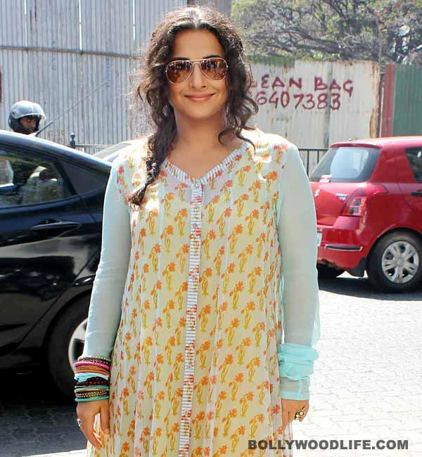 3 reasons why we think Vidya Balan is pregnant!