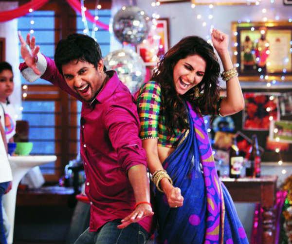 Aaha Kalyanam movie review: Vaani Kapoor lacks the southern connect in Band Baaja Baaraat remake!