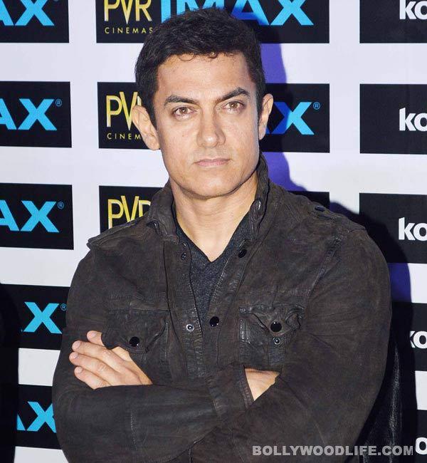 How did Aamir Khan get lost in Gaya?