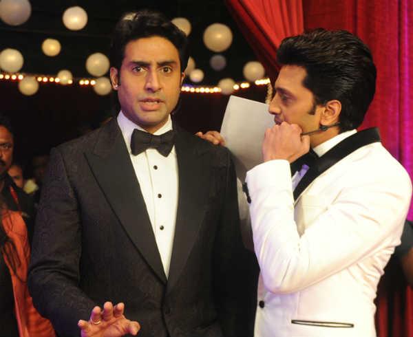 14th Zee Cine Awards: Abhishek Bachchan turns angry young man! View pics!