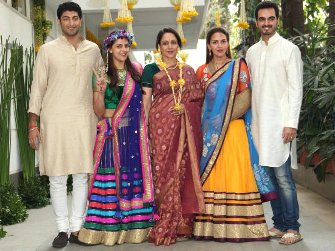 Hema Malini in a candid chat about daugther Ahana Deol's wedding