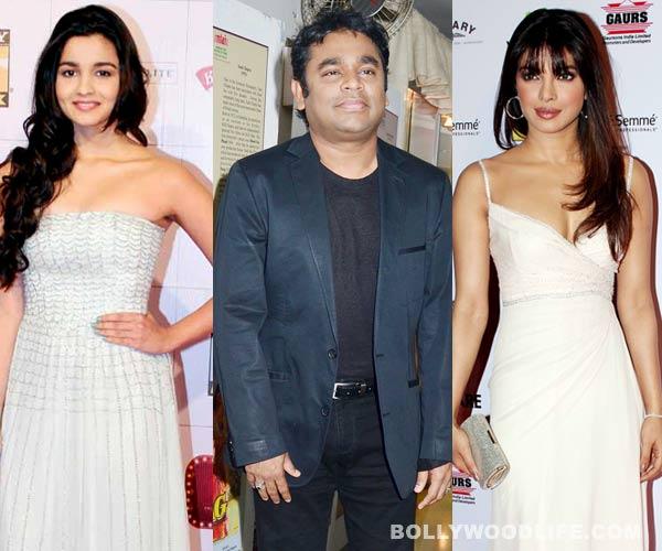 Is Alia Bhatt trying to become the next Priyanka Chopra?