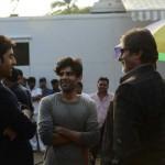 What is Ranbir Kapoor's role in Amitabh Bachchan's Bhoothnath Returns?