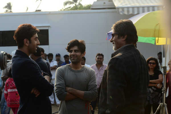 What is Ranbir Kapoor's role in Amitabh Bachchan's Bhoothnath Returns?