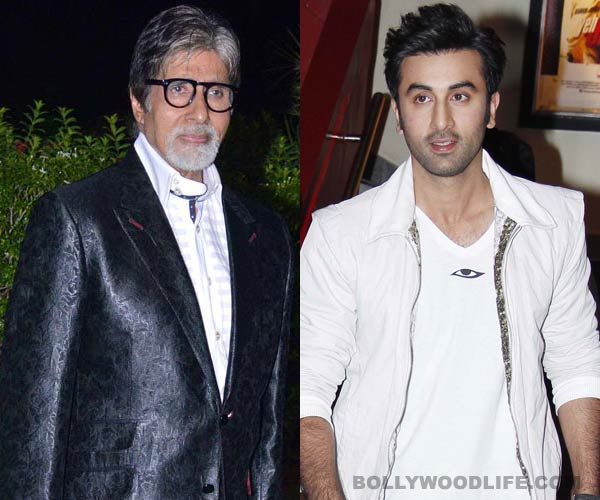 Why does Amitabh Bachchan want to work with Ranbir Kapoor?
