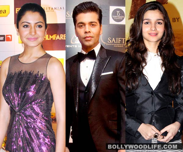 Will Karan Johar choose Anushka Sharma over Alia Bhatt?