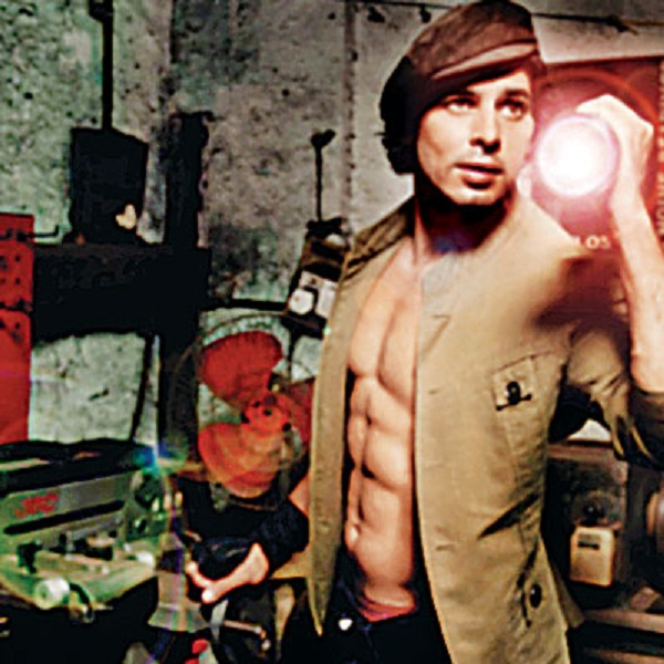 What is Dino Morea's comeback movie all about?