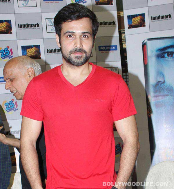Emraan Hashmi resumes work after son Ayan's cancer treatment!