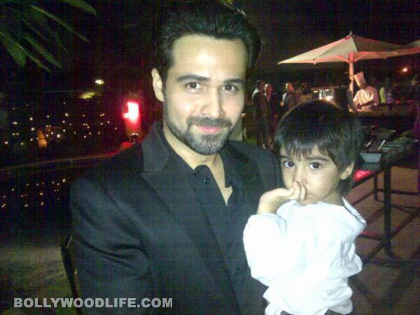 Emraan Hashmi's son getting better by the day in Canada