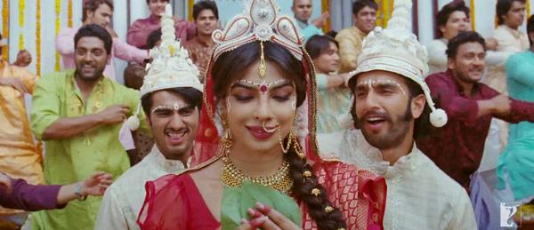 Gunday box office collection: Ranveer Singh, Priyanka Chopra and Arjun Kapoor starrer enters the Rs 100 crore club