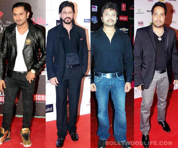 After Yo Yo Honey Singh, Shahrukh Khan tries to get Himesh Reshammiya and Mika Singh in his gang!