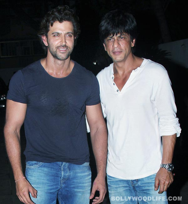 Will Shuddhi affect Hrihtik Roshan and Shahrukh Khan's friendship?