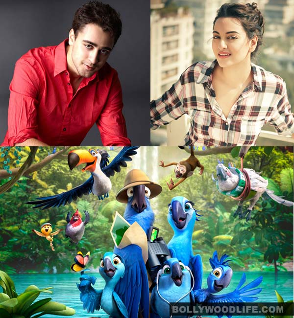 What is Sonakshi Sinha and Imran Khan's next movie together?