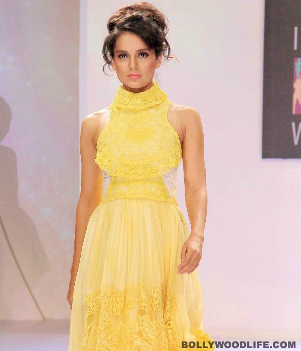 Kangana Ranaut: Rani aka Queen has no self respect!