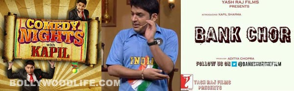 Will Kapil Sharma quit Comedy Nights with Kapil to pursue his Bollywood career?
