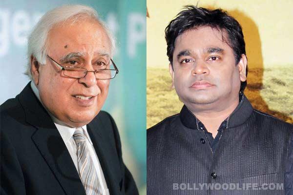 When Kapil Sibal turned a lyricist for AR Rahman's song…