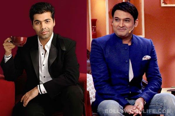 Koffee with Karan 4: Is Karan Johar trying to be Kapil Sharma?