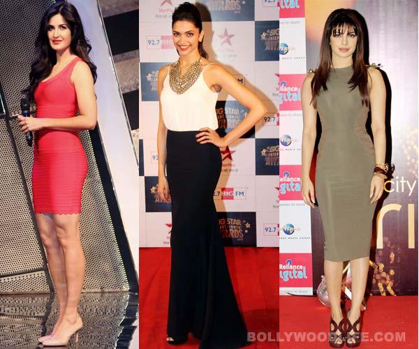 Will Katrina Kaif and Priyanka Chopra manage to oust Deepika Padukone from the No.1 position?