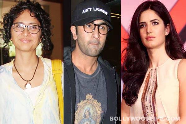 Is Kiran Rao trying to sort things out between Ranbir Kapoor and Katrina Kaif?