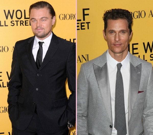 Matthew McConaughey: Leonardo DiCaprio is one of the best actors of this generation!