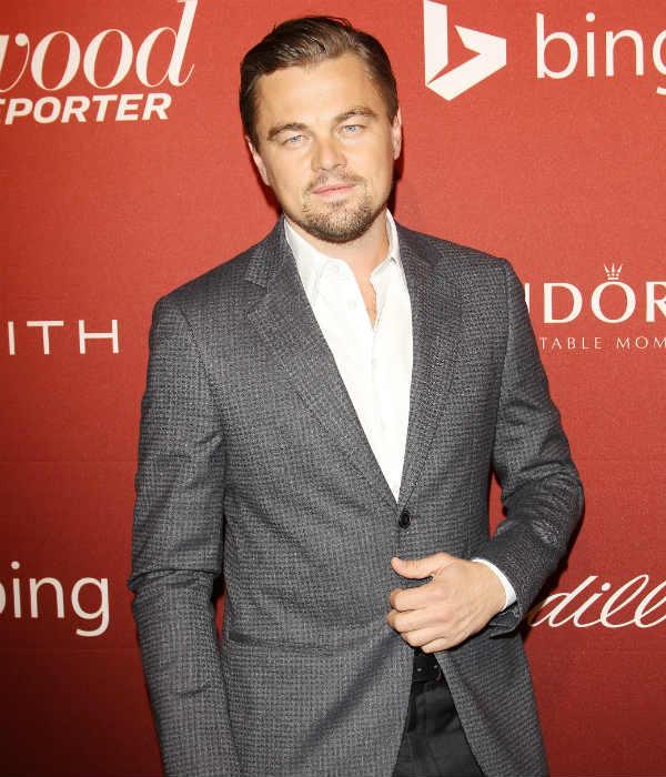 Leonardo DiCaprio: Titanic is a huge part of my life!