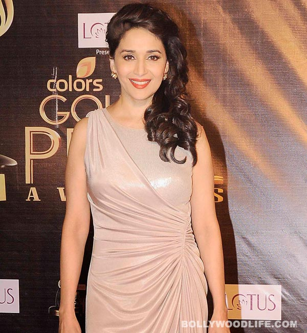 Madhuri Dixit: I would love to do a completely off-the-roof kind of comedy!