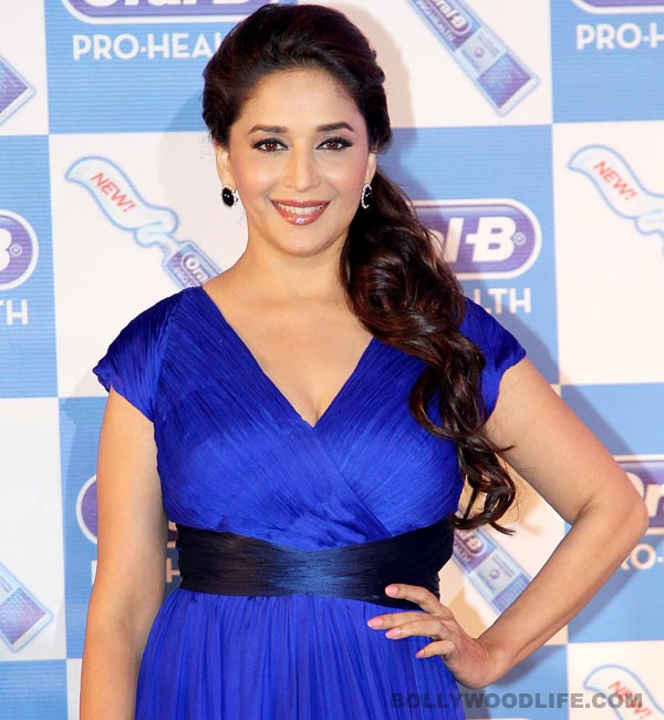 Madhuri Dixit-Nene: I haven't thought about joining politics