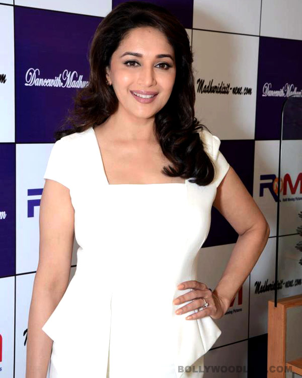 Madhuri Dixit: I didn't have to work very hard in Gulaab Gang!