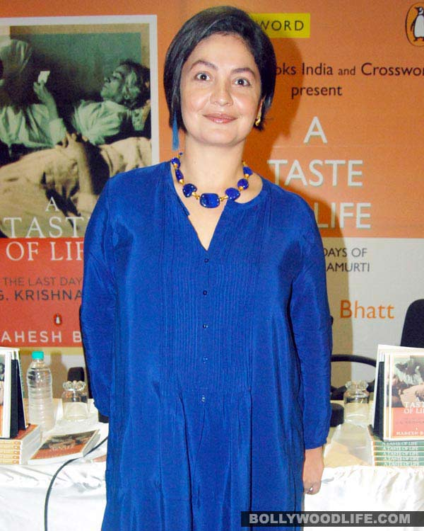 Why is Pooja Bhatt miffed with Akshay Kumar?