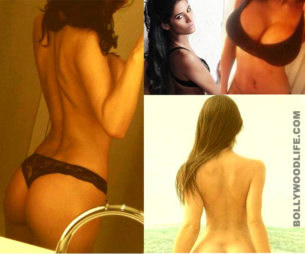 Rihanna naked bottomless for a french photo shoot - 2 part 7