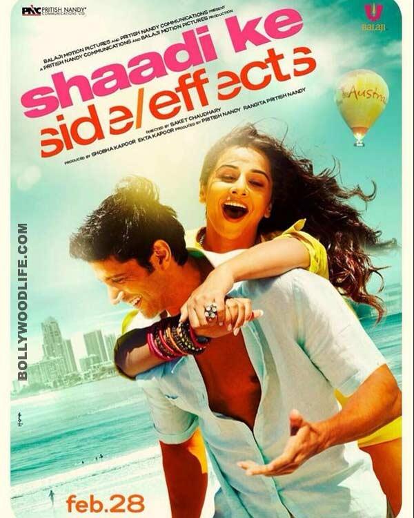 Shaadi Ke Side Effects movie review: Farhan Akhtar and Vidya Balan charm with their parenthood woes!