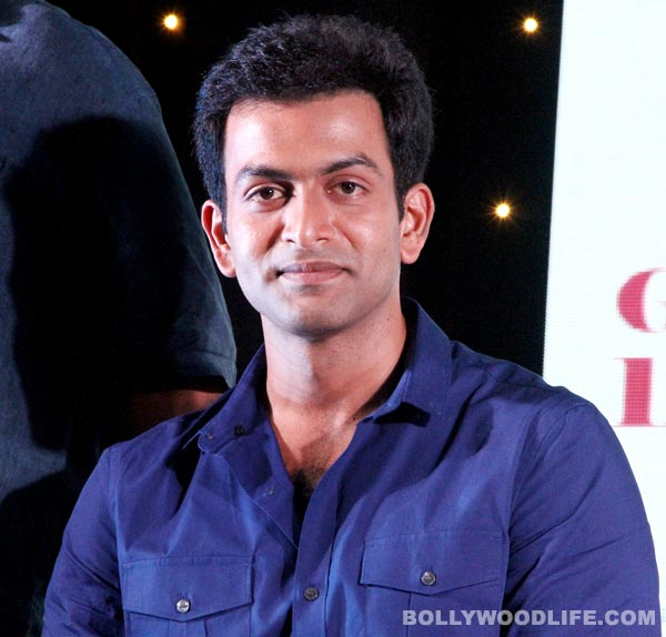 Prithviraj Sukumaran is going to be a dad