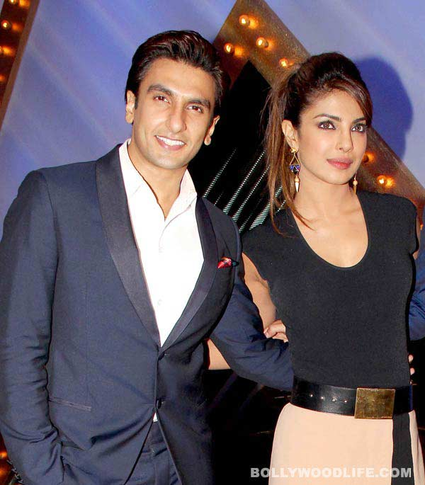Will Priyanka Chopra and Ranveer Singh show a sibling rivalry?