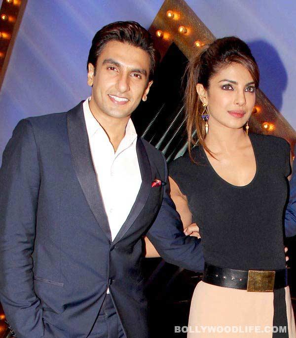 Will Priyanka Chopra and Ranveer Singh show a sibling rivalry?