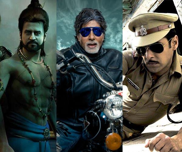 Khatron Ke Khiladi 5: Why do Rajinikanth, Amitabh Bachchan and Salman Khan deserve to be on this show?