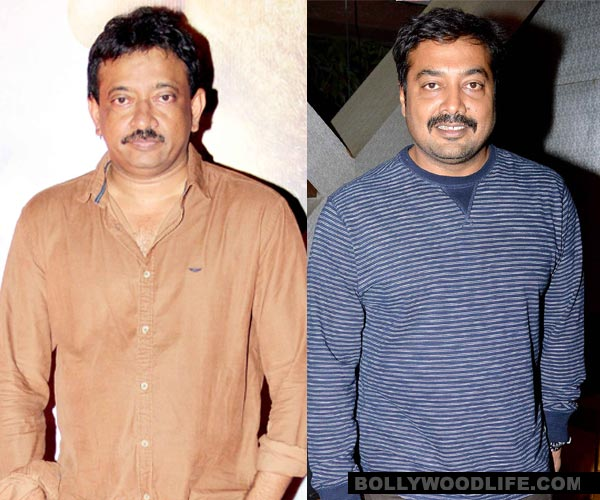 Is Ram Gopal Varma taking Anurag Kashyap's comments too seriously?