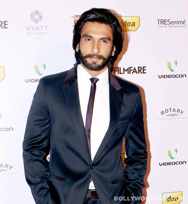 Has success got into Ranveer Singh's head?