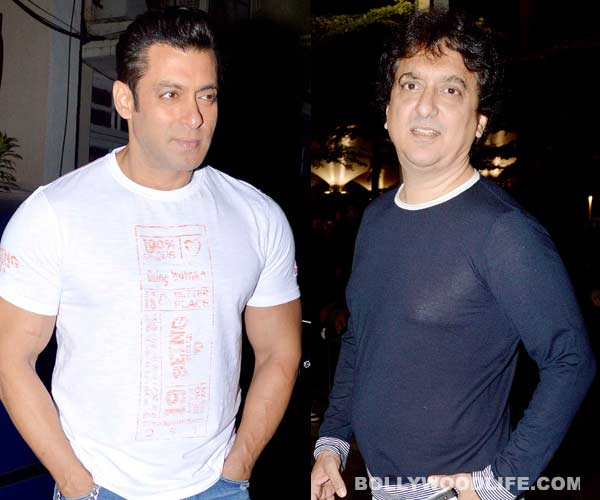 Is Salman Khan making Sajid Nadiadwala nervous?