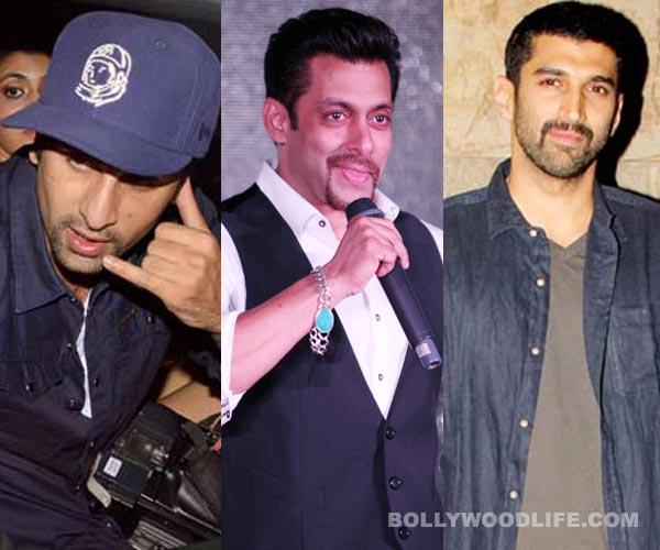 Salman Khan, Shahid Kapoor, Ranbir Kapoor, Aditya Roy Kapoor: who looks sexy in their new beard avatar?