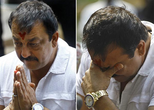 Sanjay Dutt's parole extension comes under Central government scanner