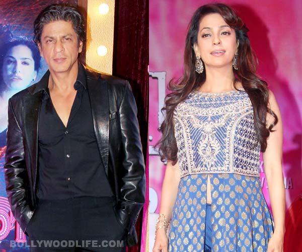 Did Juhi Chawla make Shahrukh Khan a superstar?