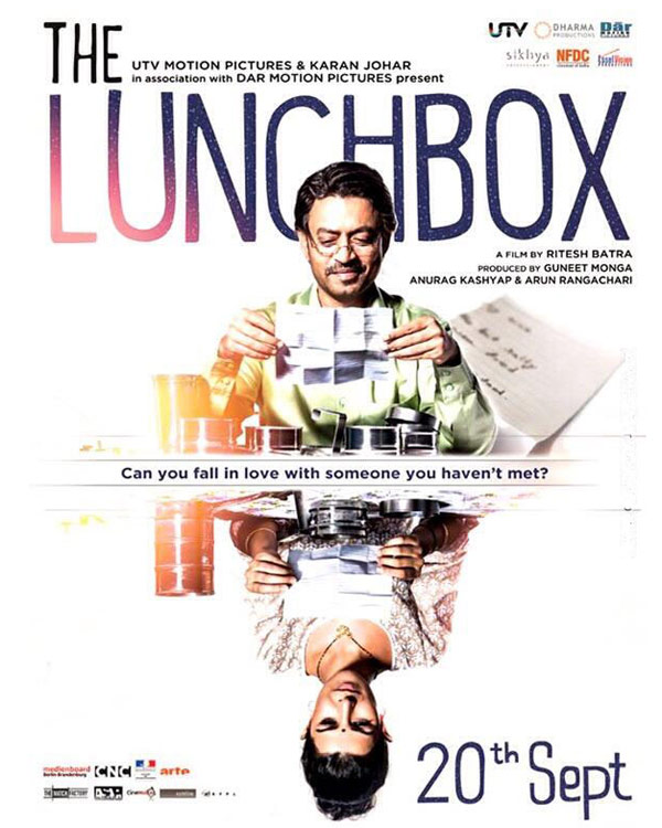 Ritesh Batra's The Lunchbox inspired by stories about housewives