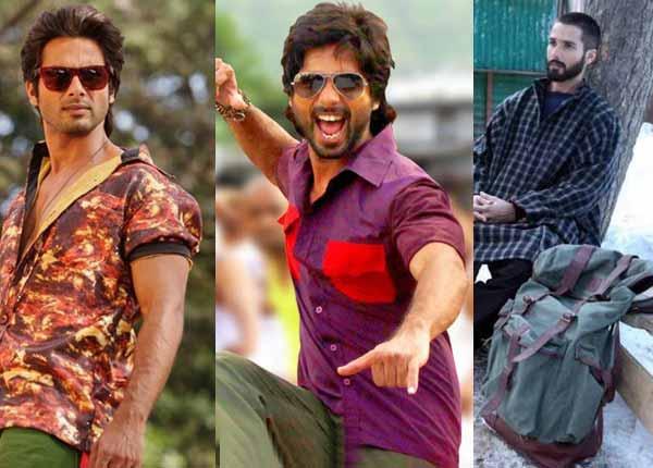 Has Shahid Kapoor grown more stylish?