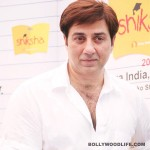 Will Sunny Deol not launch his son?
